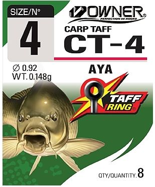 Owner Carp Taff HO-CT404   vel.6