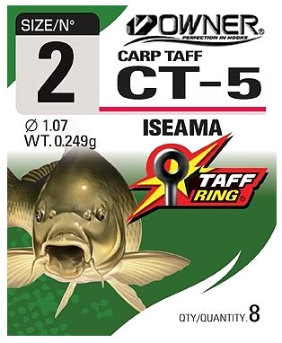 Owner Carp Taff HO-CT504   vel.4