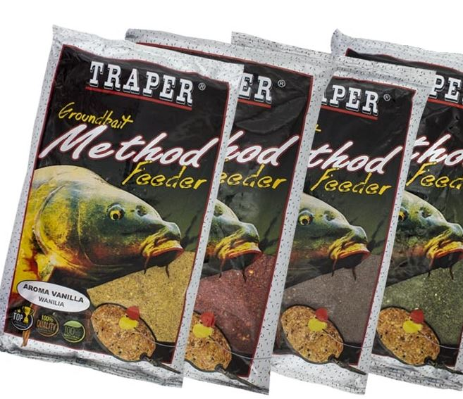 Traper -Method Feeder 750g-Patentka
