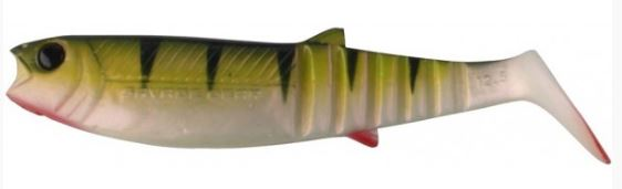 RIPPER SAVAGE GEAR CANNIBAL SHAD 12,5 CM PERCH