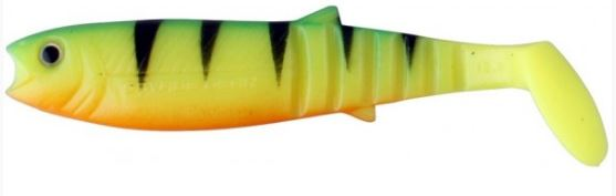 RIPPER SAVAGE GEAR CANNIBAL SHAD 10 CM FIRETIGER