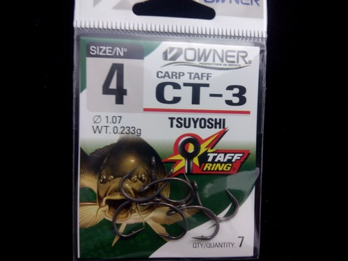 Owner Carp Taff HO-CT304 vel.4