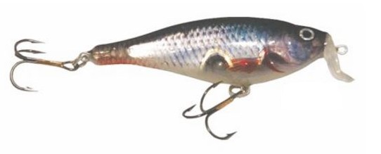 Mistrall - Shad Z Floater 8g