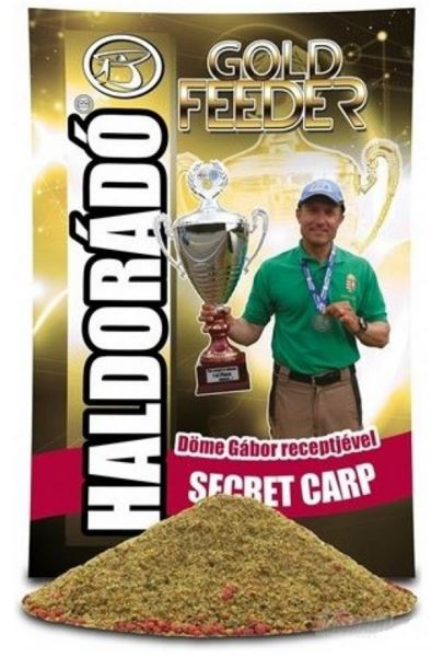 Haldorado-Gold Feeder Secret  Carp