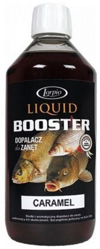 Lorpio - Liquid Booster 500ml Caramel
