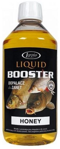 Lorpio - Liquid Booster 500ml Med