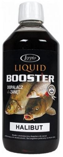 Lorpio - Liquid Booster 500ml Halibut