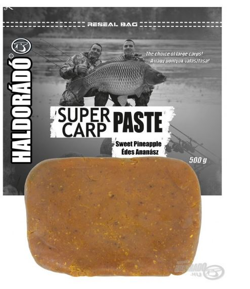 HALDORÁDÓ SUPER CARP PASTE - SWEET PINEAPPLE (SLADKÝ ANANÁS)