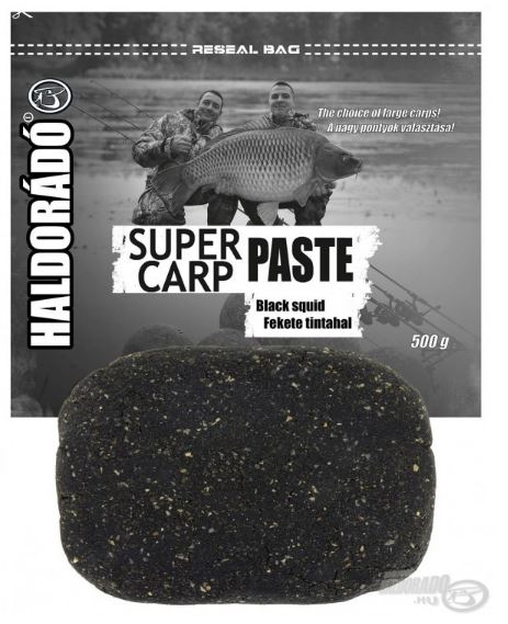 HALDORÁDÓ SUPER CARP PASTE BLACK SQUID (ČIERNY KALMÁR)