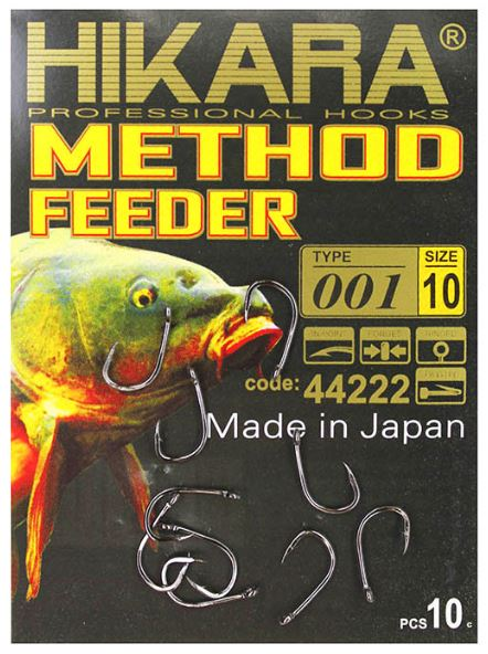 Hikara-Method Feeder vel.10-001