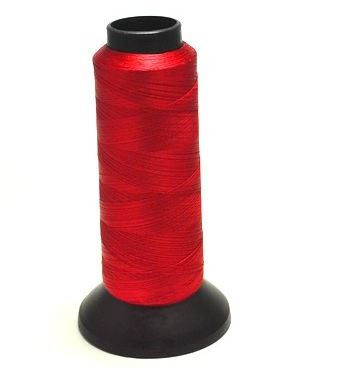 PacBay-NYLON 50 M SPOOL - RUBY RED