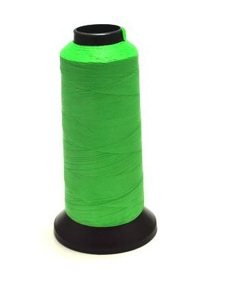 PacBay-STAY TRUE THREAD 50 M SPOOL - GREEN