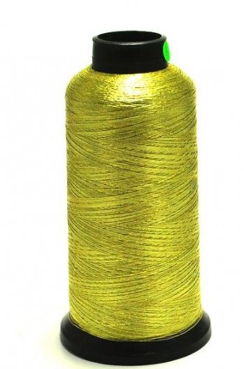 PacBay-METALLIC 50 M SPOOL - GOLD