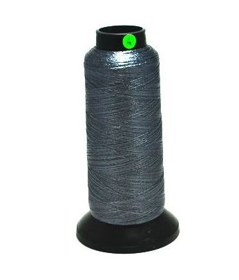 PacBay-METALLIC 50 M SPOOL - GUN METAL GREY