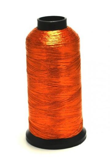 PacBay-METALLIC 50 M SPOOL - ORANGE