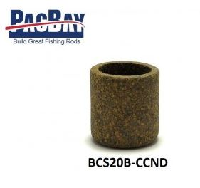 PacBay-BUTT CAP DARK COMPOSITE DENSITY
