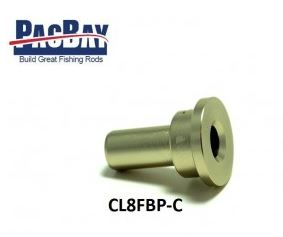 PacBay-FIGHTING BUTT ALUMINUM PLUG FOR CL8