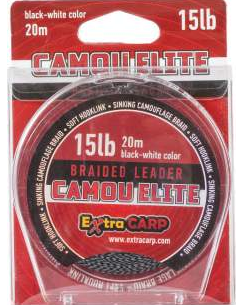 ZFISH-Extra Carp Camou Elite Braid 20m