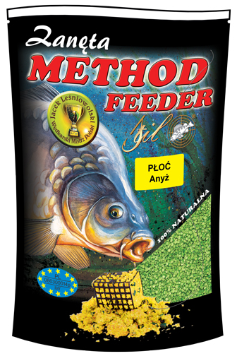 Stil-Vnadící směs Method Feeder 1kg Plotice-Anýz
