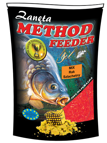 Stil-Vnadící směs Method Feeder 1kg Mix Rak