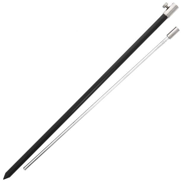 ZFish-Vidlička ZFISH Bank Stick Black 50-90cm