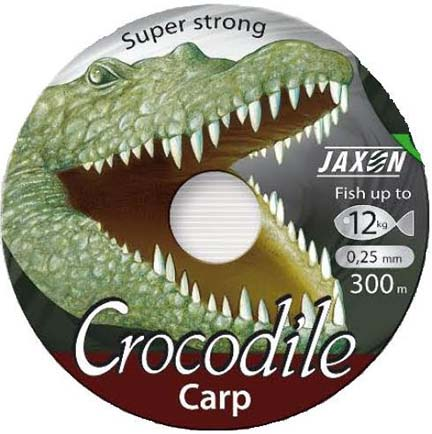 Vlasec Jaxon-Crocodile Carp Super Strong 0,35- 300m