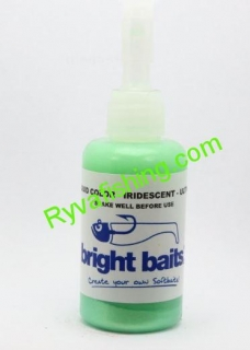 BRIGHT BAITS-IRIDESCENT ULTRA GREEN