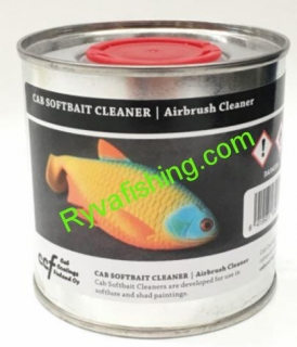 Cab Softbait Paint -Airbrush Cleaner 200ml