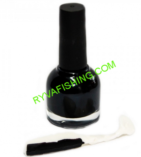 SOFTBAIT PAINT BLACK 10ML.