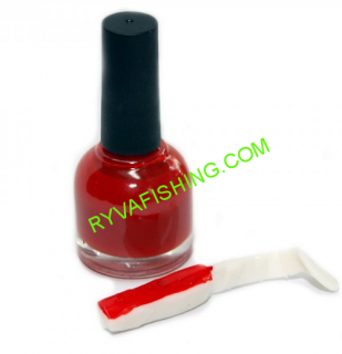 SOFTBAIT PAINT RED 10ML.