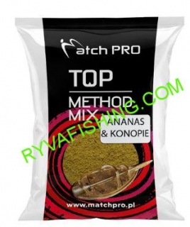 MATCHPRO-METHOD MIX ANANAS A KONOPÍ 700G