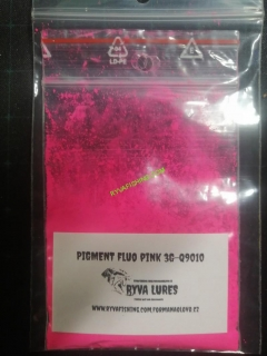 RYVA LURES-PIGMENT FLUO PINK 3G